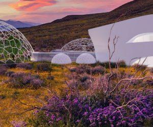 EBIOS : un village autonome pour Mars qui préserve la biodiversité sur Terre