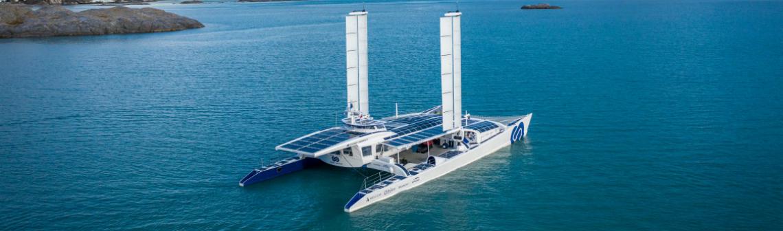 Energy Observer : l'hydrogène maritime à l'assaut du monde