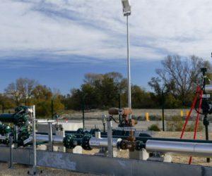 Première injection d'hydrogène dans le réseau de transport de gaz de GRTgaz
