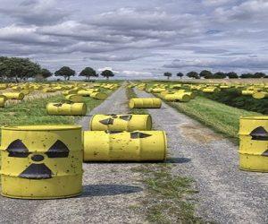 Le conditionnement des déchets nucléaire pour l'enfouissement questionné ?