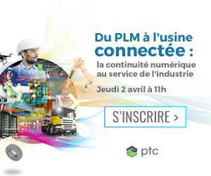 Du PLM à l'usine connectée : la continuité numérique au service de l'industrie
