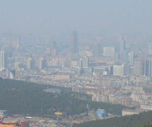 Le coronavirus fait chuter les particules fines en Chine