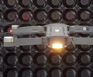 Une soufflerie pixellisée pour drones