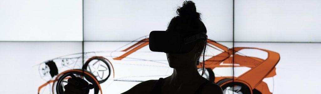 femme ingénieur réalité virtuelle