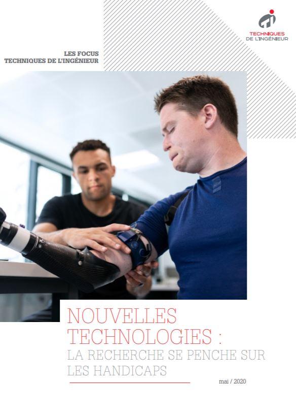 Nouvelles technologies : la recherche se penche sur les handicaps