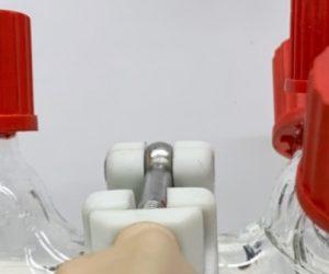 Une méthode pour produire directement de l'eau oxygénée dans les hôpitaux