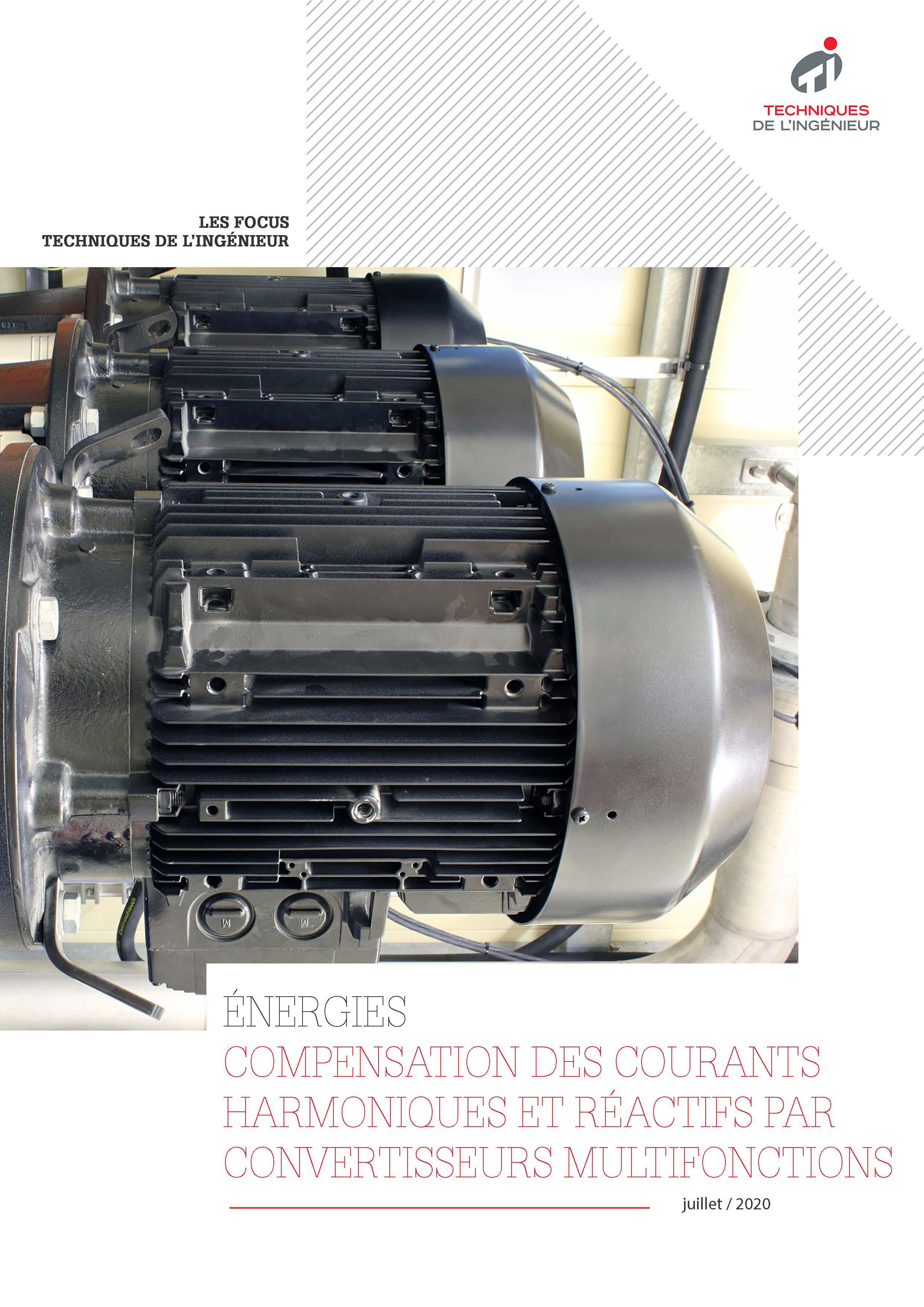 Compensation des courants harmoniques et réactifs par convertisseurs multifonctions
