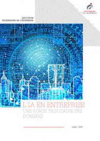 L'intelligence artificielle en entreprise : une force tributaire des données