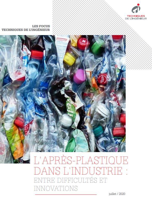 L'après-plastique dans l'industrie : entre difficultés et innovations