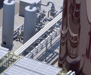 Construction de la plus grande unité au monde de stockage d'énergie cryogénique