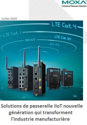 Solutions de passerelle IIoT nouvelle génération qui transforment l'industrie manufacturière
