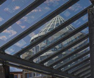 Des vitrages photovoltaïques dont la transparence s'adapte à la luminosité