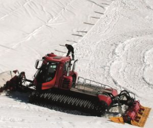 TenCate développe une nappe pour protéger les glaciers de la fonte