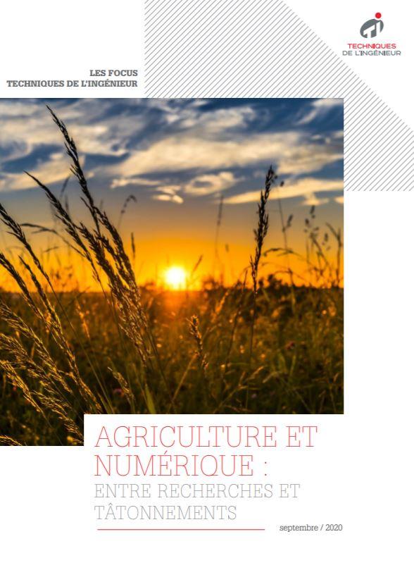 Agriculture et numérique : entre recherches et tâtonnements