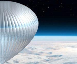 Zephalto développe un ballon stratosphérique pour le tourisme spatial