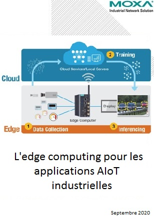 L'edge computing pour les applications AIoT industrielles