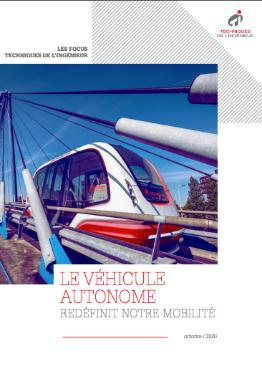 Le véhicule autonome redéfinit notre mobilité