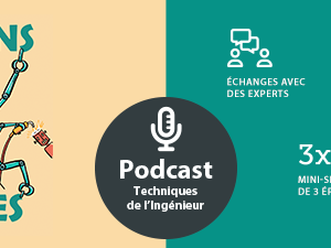 Notre podcast Cogitons Sciences est à découvrir !