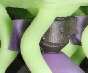 Un métamatériau mécanique reprogrammable par champ magnétique