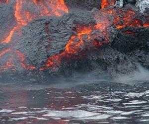 Geoflamme : étudier un volcan sous-marin tout juste né