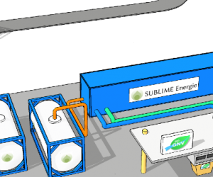 Une nouvelle technologie pour liquéfier le biogaz et faciliter son transport