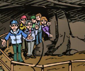 En image : Après 40 jours confinés dans une grotte, retour à la civilisation pour les 15 volontaires de cette expérience scientifique