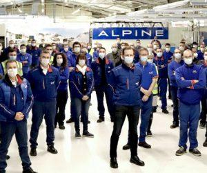 Regards de dirigeants #12 : Laurent Rossi, Alpine