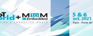 Techniques de l'Ingénieur participe à IoT World 2021 et MtoM Embedded