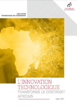 L'innovation technologique transforme le continent africain