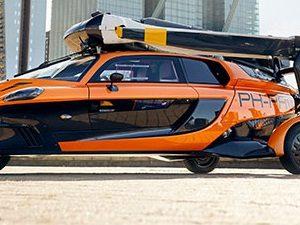 Faites des voitures volantes une réalité avec PAL-V !