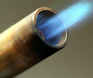 Une flamme propre à base d'hydrogène afin de décarboner la combustion