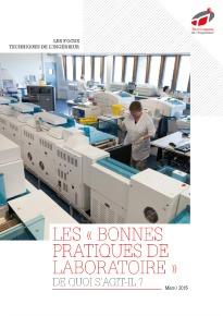 Les bonnes pratiques de laboratoire