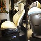 Nouvelle technologie composite pour un siège automobile sans métal
