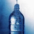 La bouteille qui transforme l'air en eau