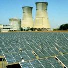 L'éolien, le solaire et le nucléaire. Le débat