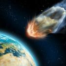 Le risque d'une collision entre un astéroïde et la Terre est réel