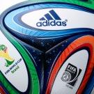 Brazuca, l'arme fatale de la coupe du monde de foot