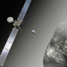 Rosetta à son point de rendez-vous avec la comète Tchourioumov-Guérassimenko
