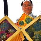 Florales ou présidentielles, des cellules solaires atypiques pour doper l'énergie verte