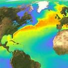 Des courants marins empêchent la hausse des températures à la surface du globe (étude)