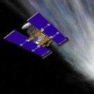La sonde Stardust a-t-elle récupéré de la poussière d'étoile ?