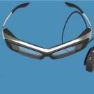 Sony s'attaque au marché des lunettes connectées avec les SmartEyeglass