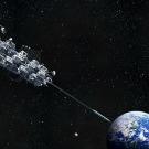 L'ascenseur spatial en 2050 : chimère ou future réalité ?