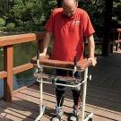 Paraplégique, il peut à nouveau marcher grâce à une transplantation de cellules du nez