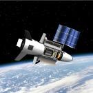 Retour sur Terre de la navette américaine X-37-B dont la mission est tenue secrète