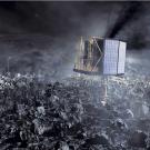"""Le robot Philae en route pour la comète """"Tchouri"""""""