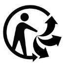 Recyclage: entrée en vigueur d'un nouveau logo le 1er janvier