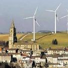 Transition énergétique : le Sénat fixe à 1.000 mètres la distance entre une éolienne et des habitations