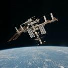 Deux astronautes dans l'espace pour des travaux sur l'ISS