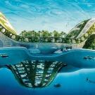 Une ville au beau milieu de l'océan prévue à l'horizon 2030